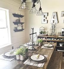 farmhouse dining room ideas. Stunning Rustic Farmhouse Dining Room Decor Ideas (32)
