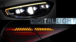 Designed by stuttgart engineers, the system issues safety warnings by projecting graphics onto the. 2021 Mercedes S Class Digital Lights Youtube