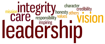 values of any great leader