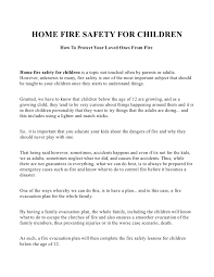 fire safety for children at home home fire safety for children how to protect your loved ones from fire home