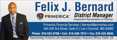 Primerica Financial Christians In Business Primerica Financial Services Details