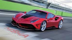 Ferrari Misha Design Ferrari 488 By Misha Designs Ms Blog