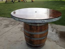 wine barrel outdoor furniture. Outdoor Wine Barrel Table Awesome Tables Plans Google Search Cottage Projects Home Interior 13 Furniture D