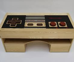 Instructables Coffee Table Functional Nintendo Controller Coffee Table 3 Steps With Pictures