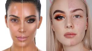 these women took selfies both with and without cosmetics to show the true power of makeup