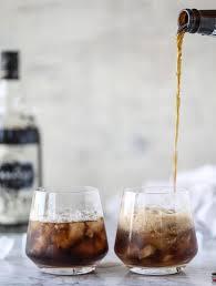 root beer rum creams i howsweeteats com rootbeer cocktails baileys irishcream
