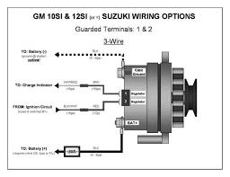 1 wire alternator wiring diagram simple alternator wiring diagram at Alternator Wiring Diagrams