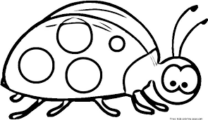 Small Picture Printable ladybug coloring pages online for kidsFree Printable