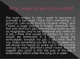 my dream job my dream jobmy dream job journalist 2