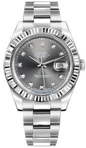 116334 rhodium diamond rolex oyster perpetual datejust ii mens watch availability rolex oyster perpetual datejust ii mens watch