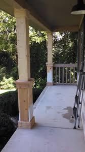 Decorative Metal Porch Posts 17 Best Ideas About Porch Columns On Pinterest Front Porch
