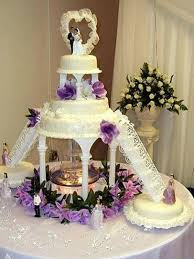 Wedding Cakes With Fountains And Stairs Wedding Cakes With Fountains