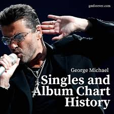 Singles And Album Charts George Michaels Discography Singles And Albums Chart History