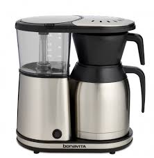 bonavita 8 cup coffee maker with stainless steel carafe zoom