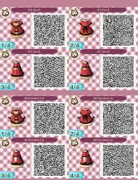 どう森qrコードハロウィンの服のマイデザイン集ヴァンパイア