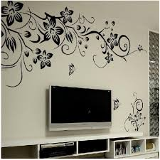 advantages of decorating vintage wall decoration stickers