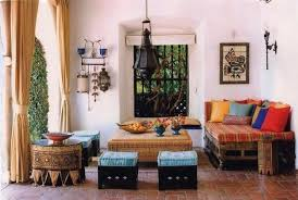 moroccan interior design ideas. moroccan furniture, wall art, bright fabrics and forged metal lamps for room decorating style interior design ideas i