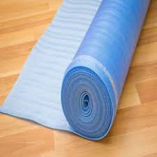 ... 3in1 Blue Vapor Barrier Laminate Flooring Underlayment Foam