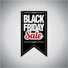 Free Vector Black Friday Sale Black Tag Template Http://www.cgvector ...