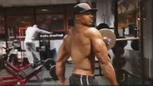 simeon panda full body workout bodybuilding for m shoulders legs back chest biceps tricep abs you