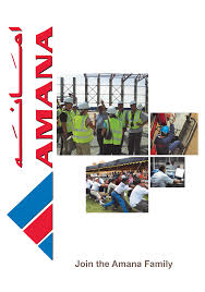 Designer Contracts Head Office Careers And Jobs Amana Contracting Steel Buildings