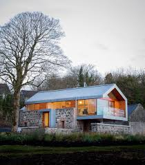 view in gallery barn style house irleand cantilvered jpg this cantilevered design in northern ireland