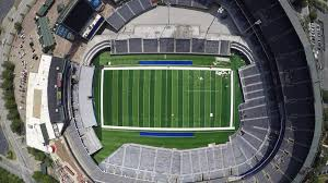 Georgia State Football Seating Chart Preview Georgia State Stadium Football Stadium Digest