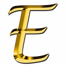 Free Download Letter E Letter Png Free Download Letter E Transparent Background