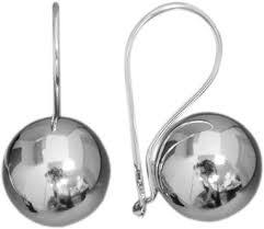 Золотой век <b>серебряные серьги</b> Ювелирные изделия