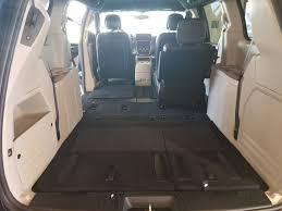 2017 dodge grand caravan stow and go seating power sliding doors
