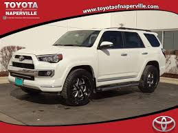 New 2017 Toyota 4Runner Limited | Toyota of Naperville