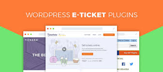 Wordpress Seating Chart Plugin 6 Wordpress E Ticket Plugins 2019 Free And Paid Formget
