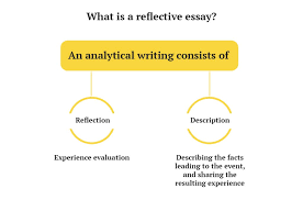 excellent reflective essay in nursing easy guidelines a reflective nursing essay on the other hand usually consists of the following elements