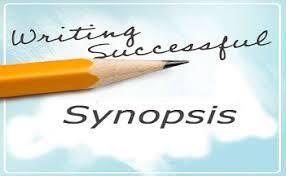 Synopsis Writing  Writing Worksheet Wednesday