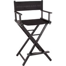 studio director chair black