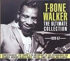 T-Bone Walker: CDs & Vinyl - Amazon.co.uk