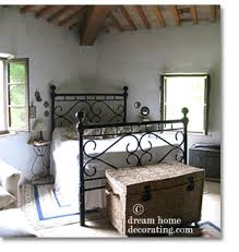 tuscan style bedroom furniture. Tuscan Decorating Style For Bedrooms, Part I: Rustic . Bedroom Furniture P