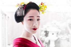 Horny geisha girls 3