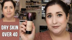 Kevyn Aucoin Etherealist Foundation Dry Skin Review Wear Test