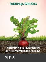 Отчетность и раскрытие информации ПАО Уралкалий  Таблицы gri 2016