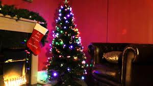 Small Fiber Optic Christmas Tree Interesting Best Choice Products Black Fiber Optic Christmas Tree