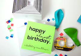 birthday countdown gift box includes the free birthday printables