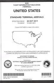 Standard Terminal Arrival Star