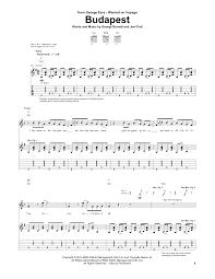 sheet music direct us budapest sheet music direct