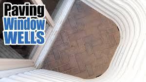 brick basement window wells. Beautiful Window How To Pave A Basement Window Well  Egress Brick Cover Throughout Wells D