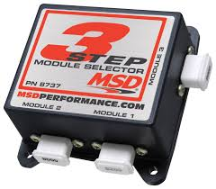 msd 8737 three step module selector msd performance products 8737 three step module selector image