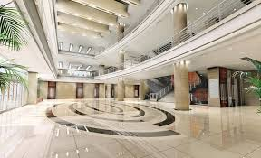 Commercial Building Interior Design Property