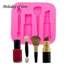 Купите molds silicone for <b>nails</b> with <b>nail</b> polish онлайн в ...