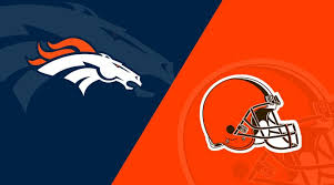 Cleveland Browns At Denver Broncos Matchup Preview 11 3 19
