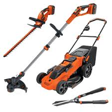 black and decker tools. lawn + garden black and decker tools i
